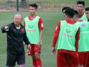 """Bóng đá - U23 Việt Nam đá giải Thái Lan: Park Hang Seo """"giấu bài"""", đối thủ khó lường"""