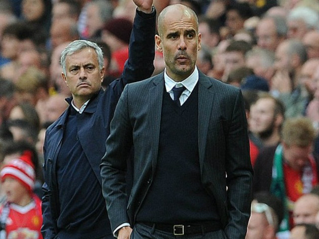 Mourinho đấu Pep: MU là kẻ phản diện, Man City cũng xấu xí 5