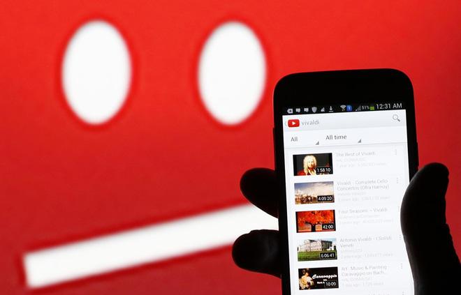 YouTube rốt ráo thuê 10.000 nhân viên