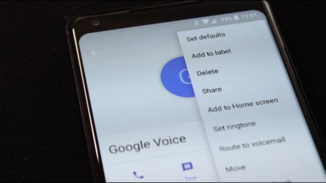 Cách chia sẻ danh bạ qua tin nhắn SMS trên Android