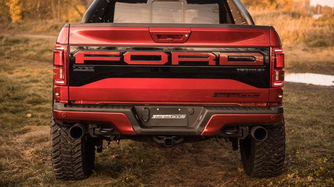 Siêu bán tải Ford F-150 Raptor GeigerCars giá 3,4 tỷ đồng - 4