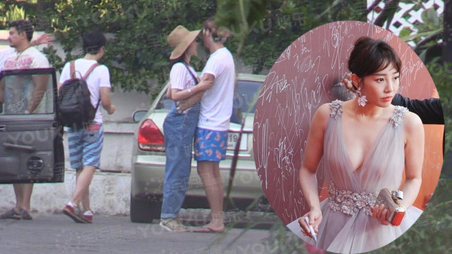 Những vụ ngoại tình gây chấn động làng giải trí năm 2017