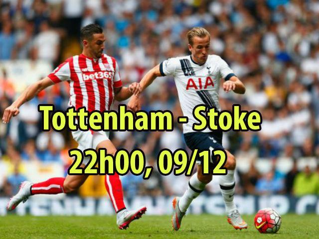 Chi tiết Tottenham - Stoke City: Bàn gỡ danh dự (KT) 21