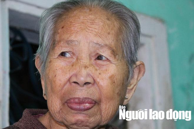 Gặp cụ bà 90 tuổi