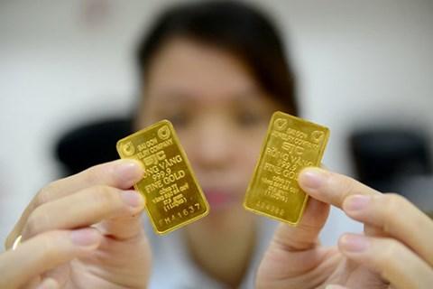 Hiệp hội vàng Việt Nam: Không ở đâu NHNN độc quyền sản xuất vàng miếng