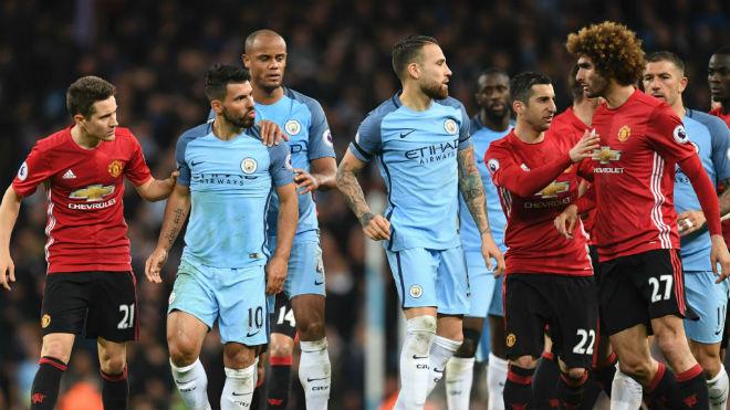 """MU đấu Man City: Chuyện """"anh em sinh đôi"""" Pep - Mourinho 2"""