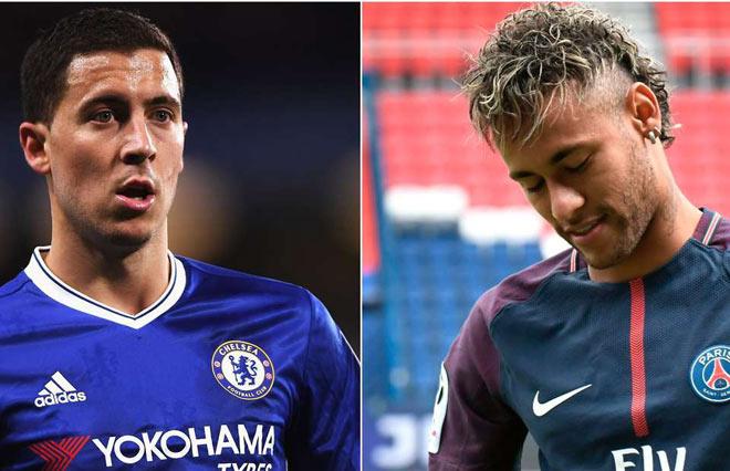 """Real chơi ngông: Săn Neymar - Hazard nửa tỷ euro và """"người nhện"""" Chelsea 1"""