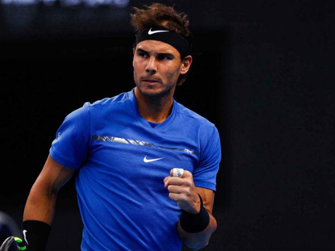 Tin thể thao HOT 9/12: Nadal hấp dẫn hơn Tổng thống Trump trên Internet 1