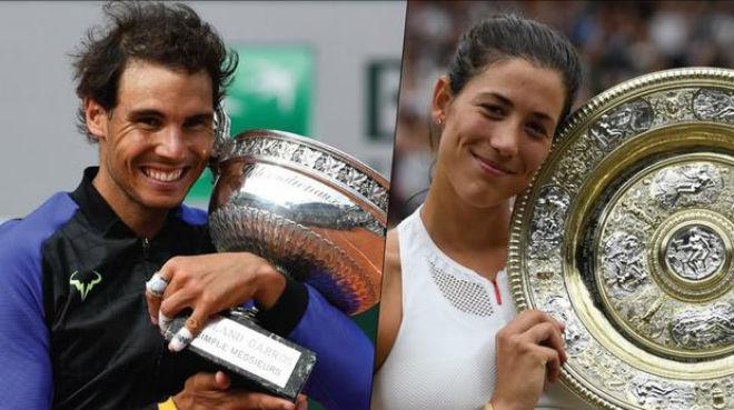 Tin thể thao HOT 9/12: Nadal hấp dẫn hơn Tổng thống Trump trên Internet 2