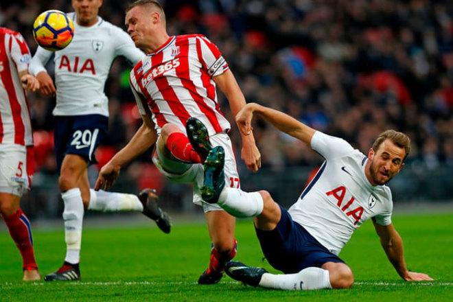 """Tottenham - Stoke City: Bi kịch """"đốt lưới"""", tưng bừng 6 bàn"""