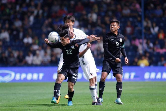 U23 Thái Lan - U23 Nhật Bản: Sai lầm và chiến thắng choáng váng 1