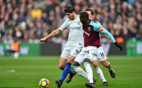 Chi tiết West Ham - Chelsea: Canh bạc tấn công bất thành (KT) 25