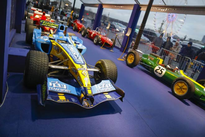 """Đua xe F1: Siêu sao quy tụ, xây """"ngôi đền"""" huyền thoại 3"""