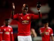 """Bóng đá - Nóng: Không Pogba, """"Trời"""" giúp MU, derby Manchester có thể bị hoãn"""