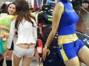 Thời trang - Kiểu mặc hớ hênh của con gái Trung Quốc gây xôn xao