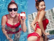 Làm đẹp - Vòng 3 đẹp như tạc tượng của đệ nhất hot girl phòng gym Hàn Quốc