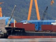 Thế giới - Bí ẩn con tàu Triều Tiên bị LHQ trừng phạt rồi chạy vòng tròn