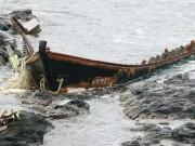 """Thế giới - Nhật Bản bắt ngư dân """"tàu ma"""" Triều Tiên vì phạm luật"""