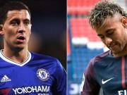 """Bóng đá - Real chơi ngông: Săn Neymar - Hazard nửa tỷ euro và """"người nhện"""" Chelsea"""