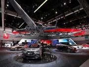 Tin tức ô tô - Nissan mang cả thế giới Star Wars đến LA Auto Show
