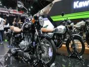 Thế giới xe - Phát thèm xế nổ cổ điển Kawasaki W250 vừa ra mắt