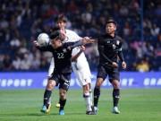 Bóng đá - U23 Thái Lan - U23 Nhật Bản: Sai lầm và chiến thắng choáng váng