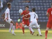 Bóng đá - U23 Việt Nam - U23 Myanmar: Siêu phẩm mãn nhãn, bùng nổ cầu trường