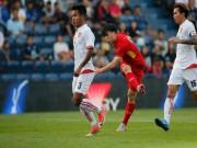 Bóng đá - Chi tiết U23 Việt Nam - U23 Myanmar: Chiến thắng tưng bừng (KT)