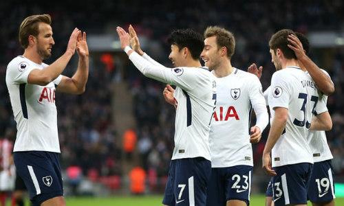 Chi tiết Tottenham - Stoke City: Bàn gỡ danh dự (KT) 20