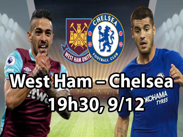 Chi tiết West Ham - Chelsea: Canh bạc tấn công bất thành (KT) 27