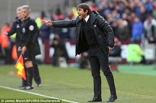 Chi tiết West Ham - Chelsea: Canh bạc tấn công bất thành (KT) 21
