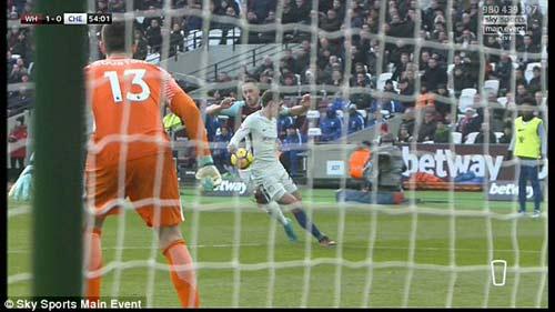 Chi tiết West Ham - Chelsea: Canh bạc tấn công bất thành (KT) 24