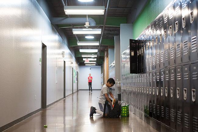 Phương pháp giáo dục có 1 không 2 của trường trung học tốt nhất nước Mỹ - 1