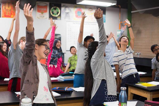 Phương pháp giáo dục có 1 không 2 của trường trung học tốt nhất nước Mỹ - 5