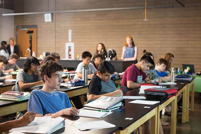 Phương pháp giáo dục có 1 không 2 của trường trung học tốt nhất nước Mỹ - 8