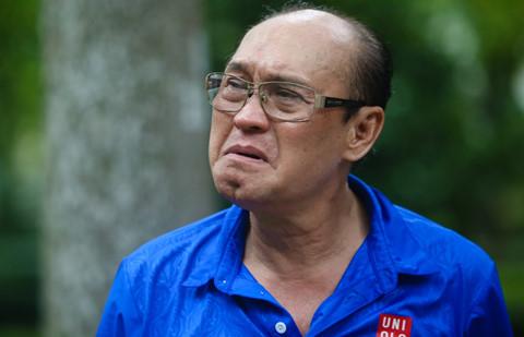 Danh hài Duy Phương nhập viện: