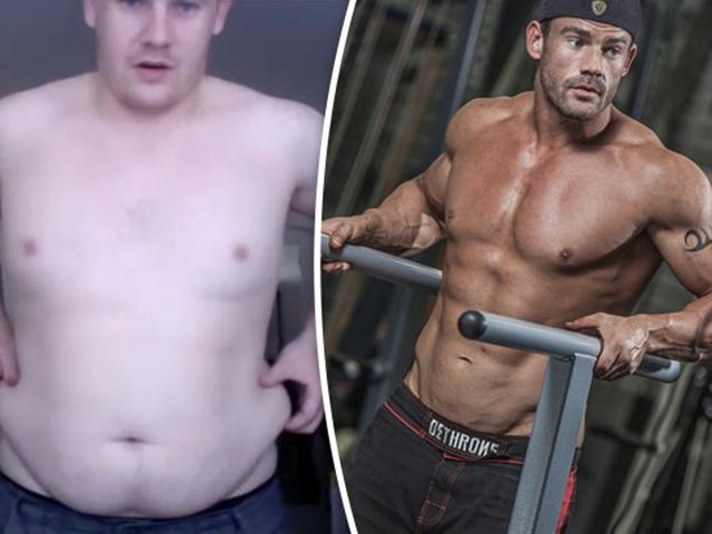 """Không tin nổi 4 anh chàng này đã hóa """"soái ca"""" chỉ nhờ giảm cân"""