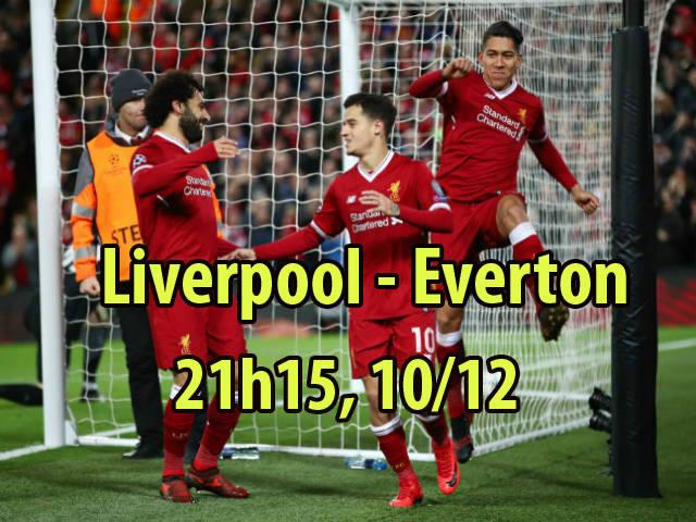 Chi tiết Liverpool - Everton: Căng mình giữ thành quả (KT) 25