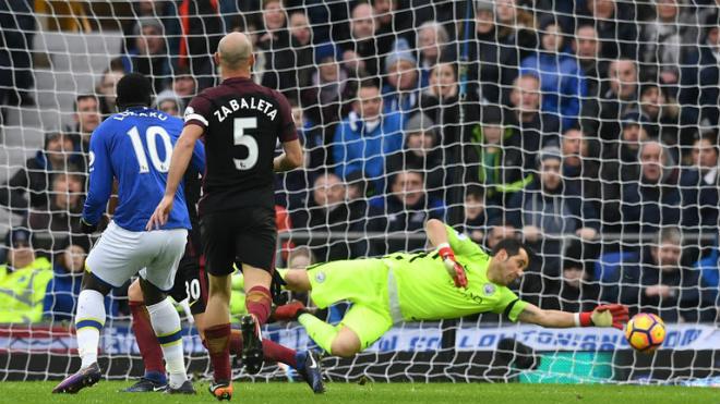 """Kinh điển MU – Man City: Mourinho """"phù phép"""" Lukaku, ác mộng Guardiola 1"""