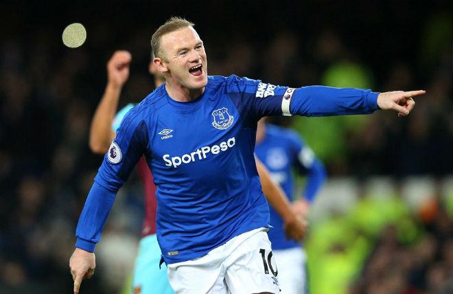"""Liverpool – Everton: Rooney """"đấu súng"""" bộ tứ siêu đẳng 2"""