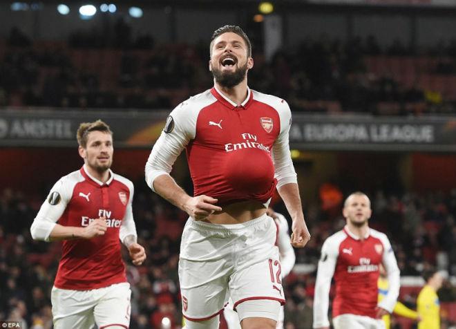 """Southampton - Arsenal:  Đại gia quyết chiến, """"Pháo thủ"""" đắc lợi 1"""