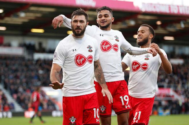 """Southampton - Arsenal:  Đại gia quyết chiến, """"Pháo thủ"""" đắc lợi 2"""