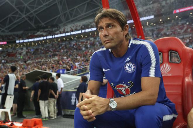 Tin HOT bóng đá tối 10/12: Conte thừa nhận Chelsea hết cửa vô địch 1