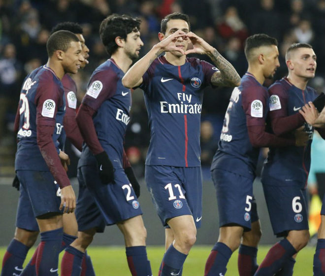 PSG - Lille: