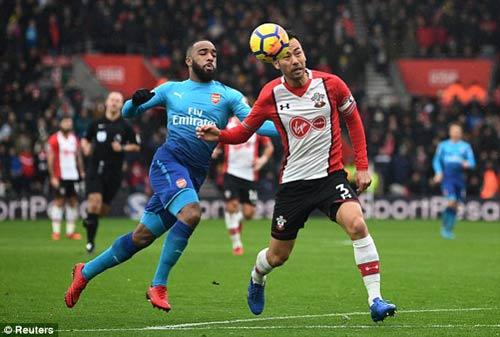 Chi tiết Southampton - Arsenal: Bàn thắng vỡ òa (KT) 21