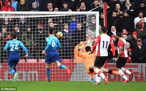 Chi tiết Southampton - Arsenal: Bàn thắng vỡ òa (KT) 19