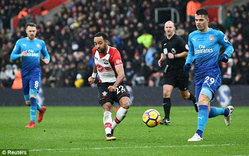 Chi tiết Southampton - Arsenal: Bàn thắng vỡ òa (KT) 22