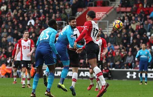 Chi tiết Southampton - Arsenal: Bàn thắng vỡ òa (KT) 23