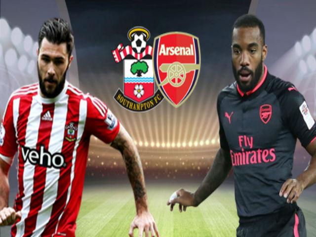 Chi tiết Southampton - Arsenal: Bàn thắng vỡ òa (KT) 25