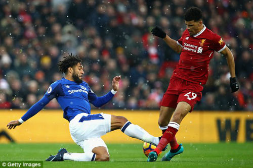 Chi tiết Liverpool - Everton: Căng mình giữ thành quả (KT) 19